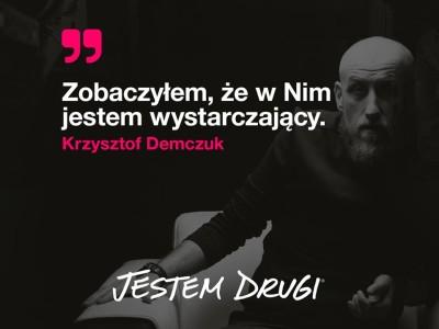 I am second- Krzysztof Demczuk