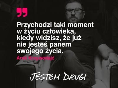 Arek Krzywodajć- I am second